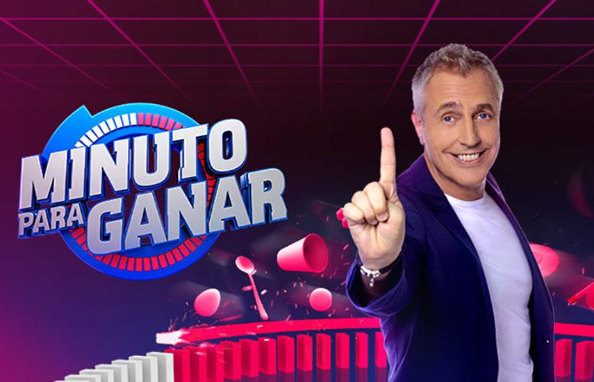Minuto para ganar fue el programa más visto durante el mes de enero y febrero en la televisión argentina.