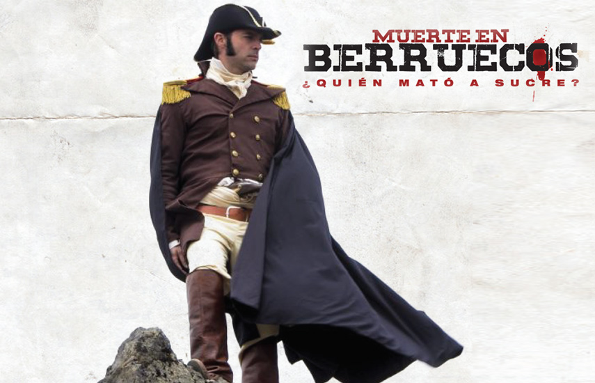 Muerte en Berruecos. Dirigida por Caupolicán Ovalles
