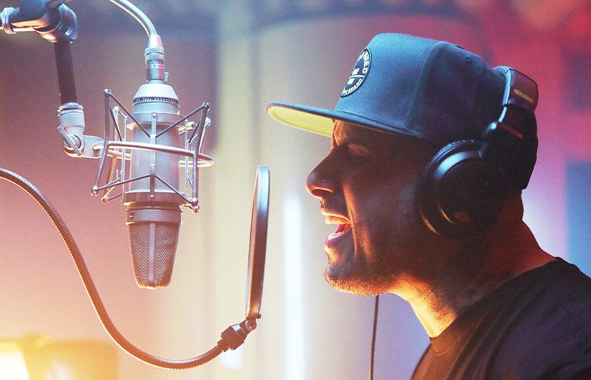 """""""Nicky Jam: El ganador"""", protagonizada por la estrella del reggaetón."""