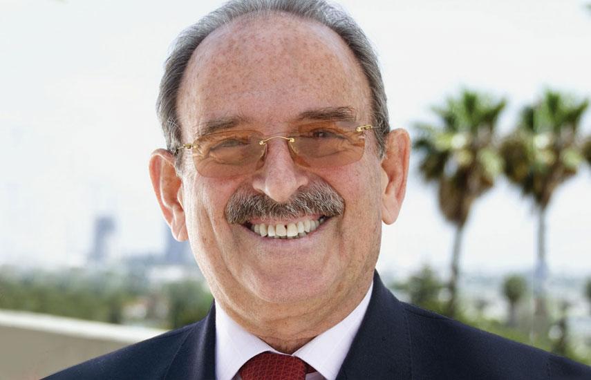 Chairman y fundador de Ledafilms, Pedro Leda.