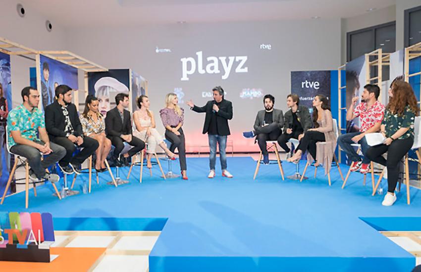 Playz acumula más de 22 millones de visualizaciones desde su lanzamiento, reportó RTVE.