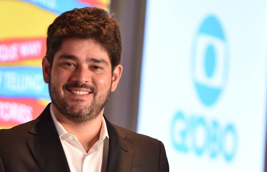 Raphael Correa Netto, director ejecutivo de Negocios Internacionales, encabeza la delegación de la compañía brasileña que asistirá a la primera gran expo internacional de distribución de contenidos.
