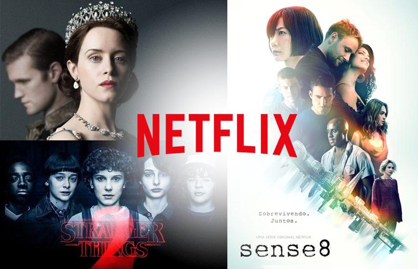 Netflix lanzó 452 horas de contenido original en EEUU durante el Q2 2018, que es un 51% más año tras año y apenas un poco por debajo del récord de 483 horas del primer trimestre.