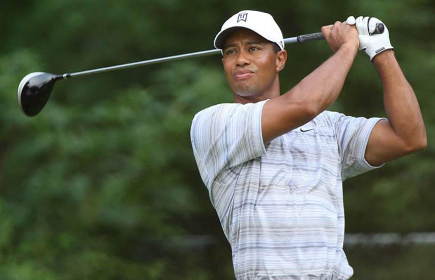 Tras la firma del contrato que lo une por varios años a la plataforma, Woods se mostró sumamente efusivo en sus declaraciones.