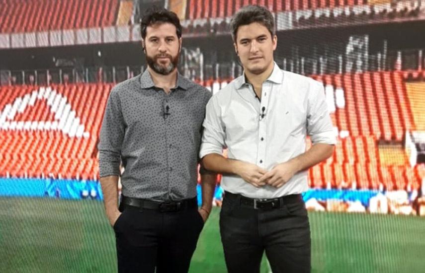 Rodolfo Depaoli y Ariel Senosiain serán los encargados de relatar y analizar los partidos de la Selección Argentina.