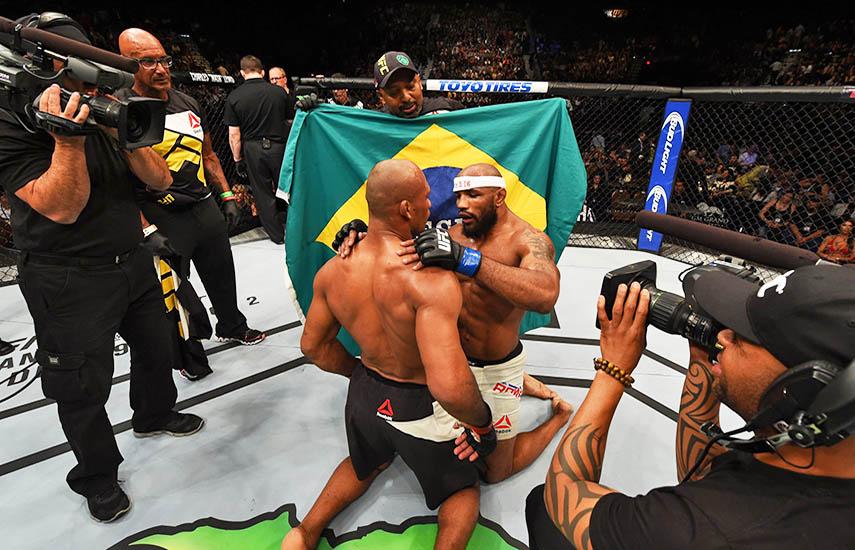ESPN+ atrajo a 568.000 nuevos suscriptores cuando UFC debutó en enero después de que el promotor de artes marciales mixtas con sede en Las Vegas, una unidad de Endeavor, LLC, se mudó de Fox Sports. (Foto: @ufc)406