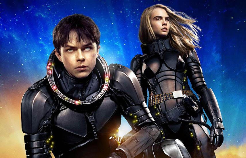 La película de ciencia ficción francesa Valerian y La ciudad de los mil planetas se convirtió en la película europea más exitosa en China, con solo 11,3 millones de entradas.