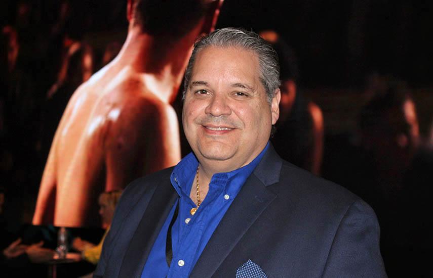 Víctor Montilla, presidente de Olympusat Internacional.