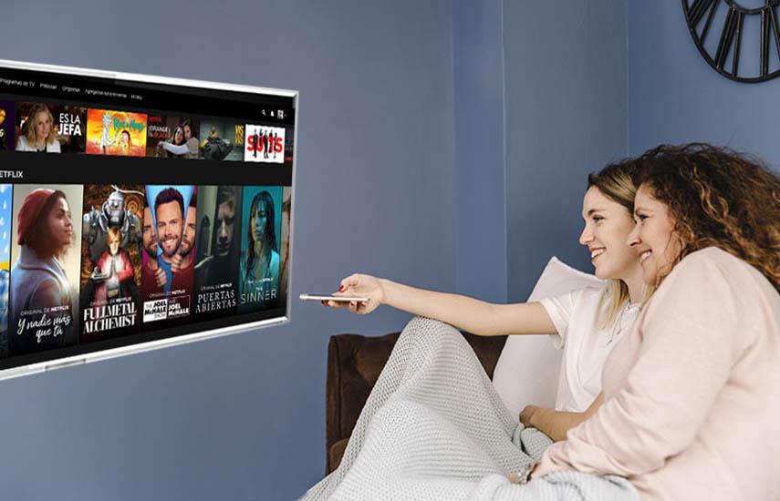 La investigación de Digital TV Research proyecta que Netflix agregará 82 millones de suscriptores entre 2017 y 2023.