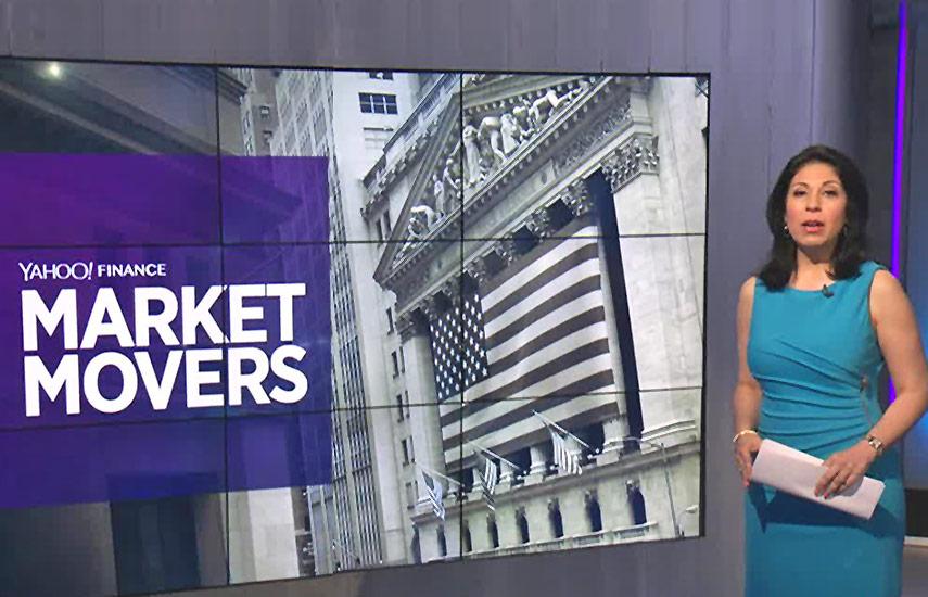 """Entre los contenidos que ofrecerían destacan tres shows diarios de Yahoo Finance, """"Market Movers"""", """"Midday Movers"""" y """"The Final Round""""."""