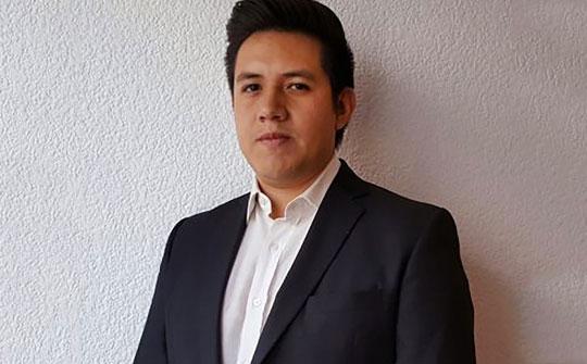 Irving Ramírez gerente Regional de Ventas y Mercadeo para América Latina y el Caribe