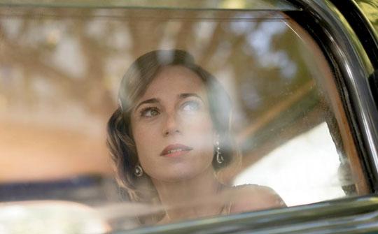 Marta Etura es Marta Ribas en La Sonata del Silencio