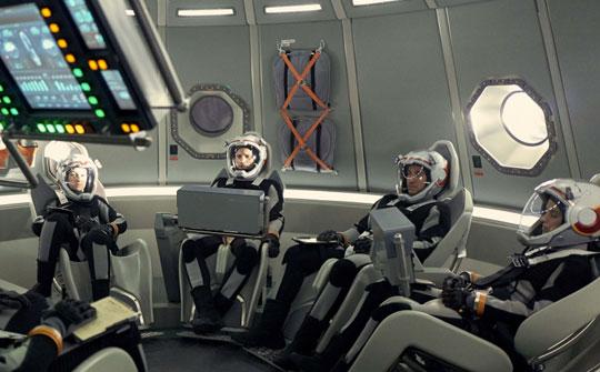 National Geographic estrenará la serie Mars