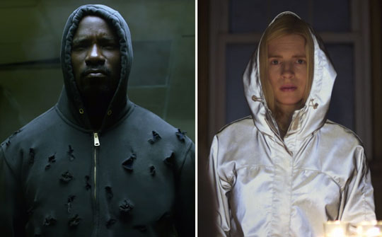 Marvel's Luke Cage y The OA