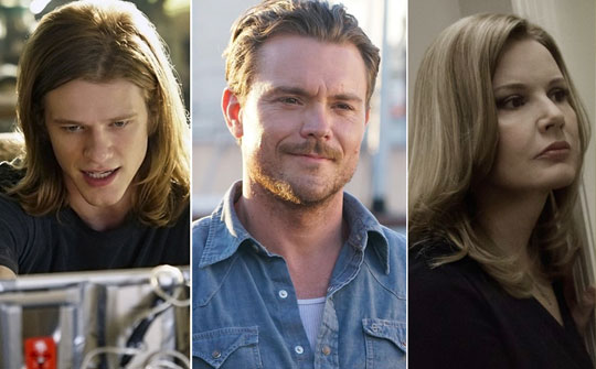 MacGyver, Lethal Weapon y The Exorcist
