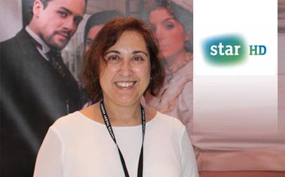 María Jesús Pérez, subdirectora de Venta de Canales de RTVE
