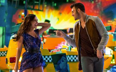 """Briana Evigan y Ryan Guzman en """"Step Up All In."""" La nueva serie """"Step Up"""" sería similar"""