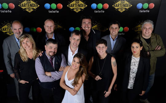 El Gran Bartender, Telefe, lanzamiento segunda temporada