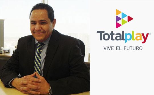 Víctor Teuhtli Estrada, director de Producto de Totalplay.