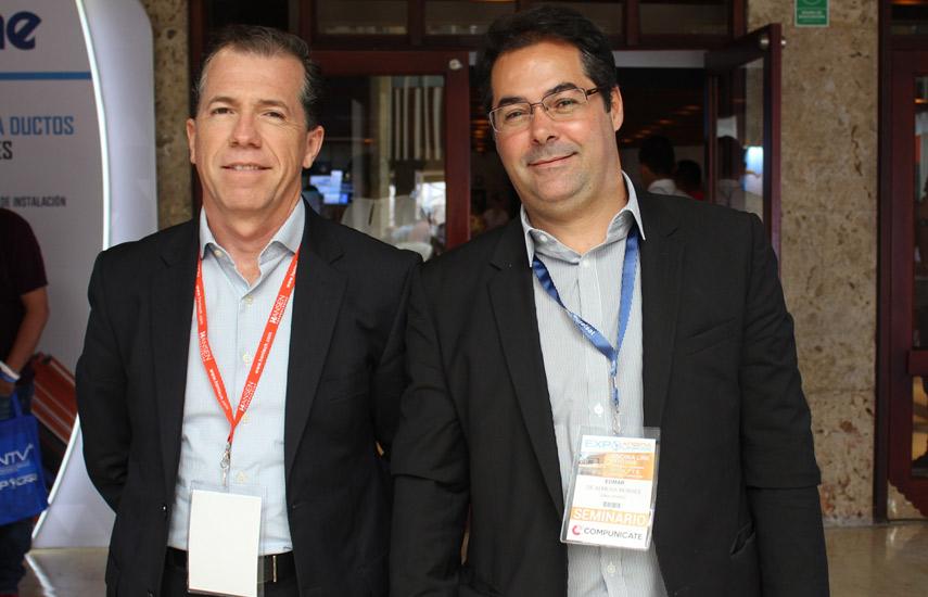 Giovani Henrique de Hansen y Edmar de Almeida de Moraes