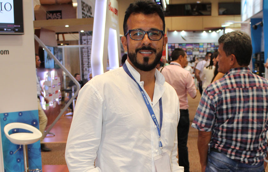 Jorge Castrillón de Life Design TV