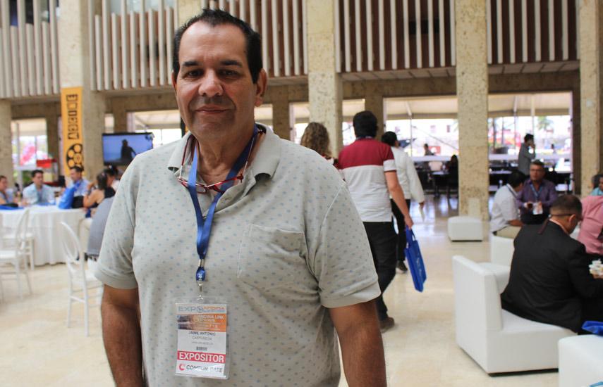Jaime Castañeda de Canal CNC Medellín