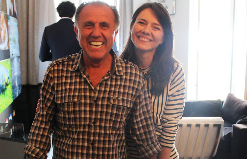 Loni Farhi y Alexandra Puiu de SPI Int.