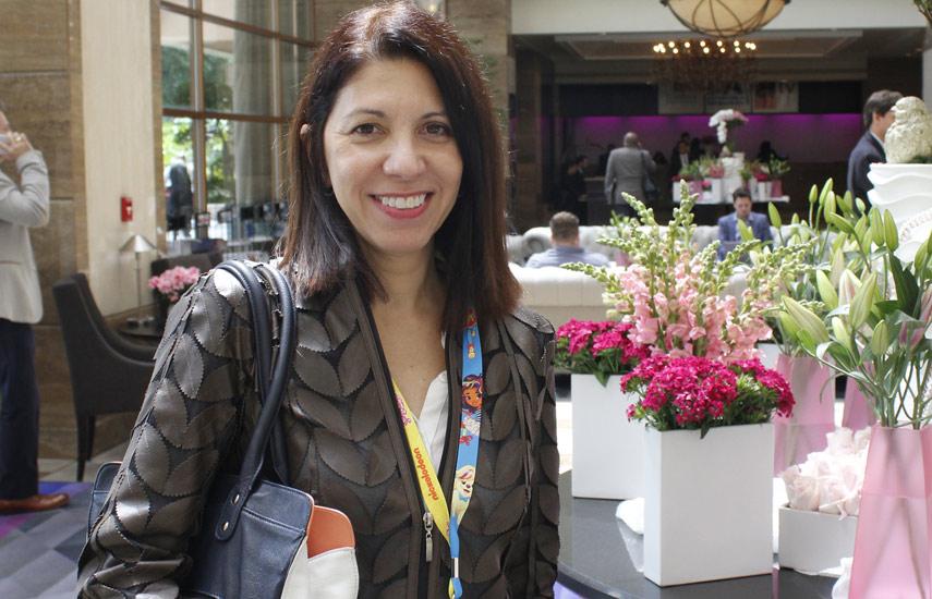 Geraldine Totesaut de Viacom