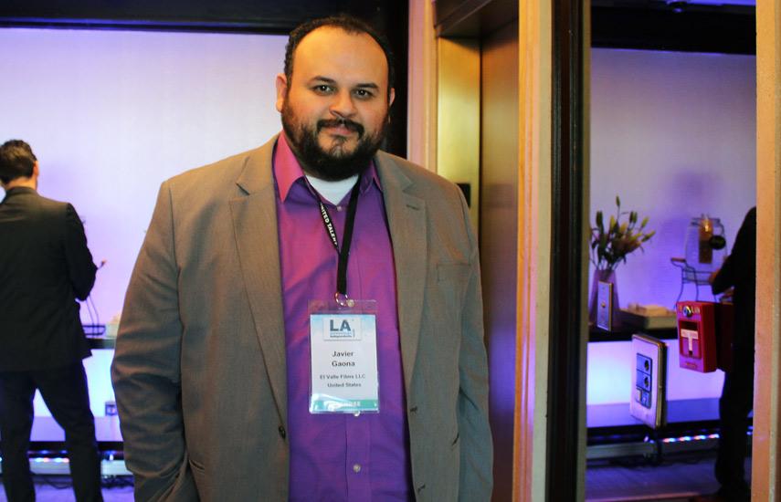 Javier Gaona de El Valle Films