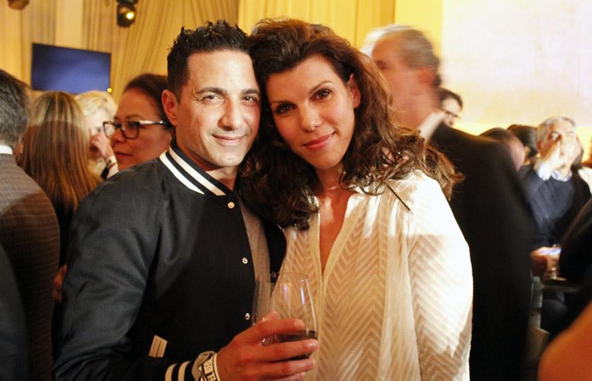 Ludovic Attal de Metro Goldwyn Mayer y Charlotte Detai