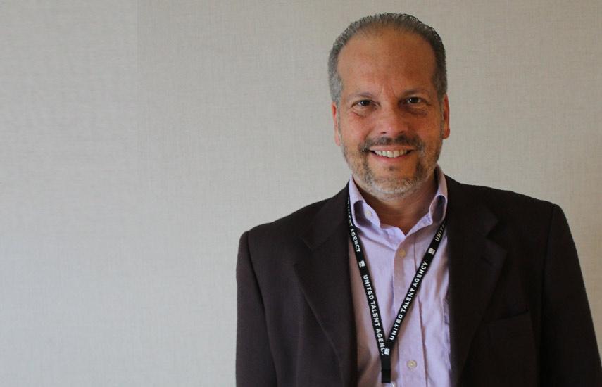 Luis Daniel Capriles, CEO de NewFlixMedia