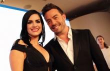 Scarlett Ortíz y Juan Pablo Espinosa de La Fan.